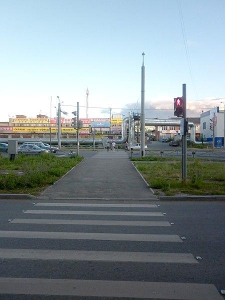 File:Пешеходный переход -август, 2011 - panoramio.jpg