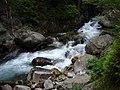 Реката по пътя си кам водопада - panoramio.jpg