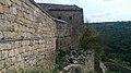 Рогожкин. Пещерный город Чуфут-Кале, городская стена. Бахчисарай.jpg