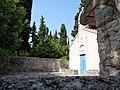 Свјетлопис сербског православног храма Свете Тројице на Росама, Луштица4.jpg