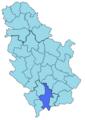 Сербия Косовский округ.png