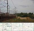 Строительство 4 главного пути Реутово - Железнодорожная (15193167055).jpg
