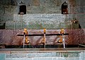 Трите чешми на влезот од манастирот Св. Јован Бигорски.JPG