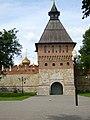 Тула. Кремль - башня Ивановских ворот. 12-07-2009г. - panoramio.jpg