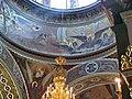 Тула Интерьер 2 этажа Фрески купола Церкви Успения Пресвятой Богородицы.jpg
