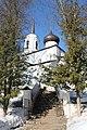 Успенская церковь Святогорского монастыря в пос. Пушкинские Горы, Псковская область.jpg