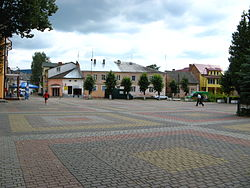 Central part of Khyriv