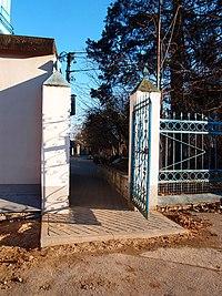 Церковь Успения Пресвятой Богородицы, вход.jpg