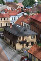 Цесис (Латвия) Большая Школьная улица (Aivara Sinita studija) - panoramio.jpg