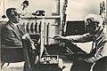 Ա. Խաչատրյանը Մ. Սարյանի հետ՝ նրա արվեստանոցում,1963թ.jpg