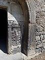 Խաչքար Քարահունջի Սբ. Հռիփսիմե եկեղեցու մուտքի աջ մասում.jpg
