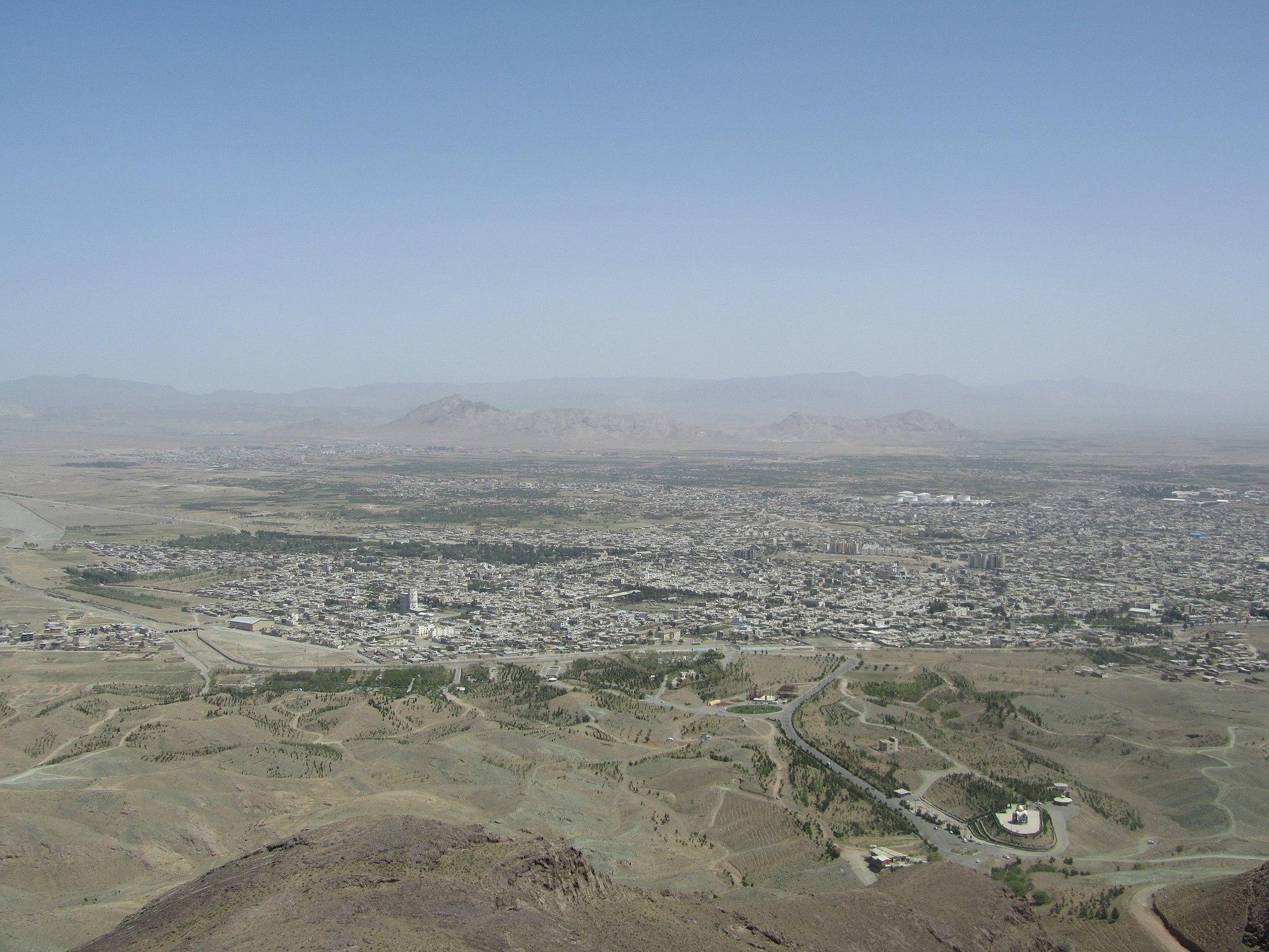 شهرستان تربت حیدریه