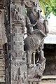 ജലഗന്ധേശ്വരർ ക്ഷേത്രത്തിലെ ദ്വാരപാലകശില്പം.JPG