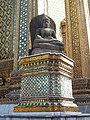 พระพุทธรูปศิลปะชวา วัดพระแก้ว Javan style Buddha (3).jpg