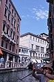 意大利威尼斯 Venice, Italy Cina Xinjiang, Urumqi il benvenuto all - panoramio (27).jpg