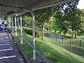 東京情報大学・学生駐車場南西端より御成台公園(南西)方面を望む3 - panoramio.jpg