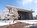 雪后主楼 - Main Building of BNU after a Snowfall - 2013.03 - panoramio.jpg