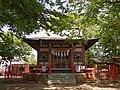 青渭神社 稲城市東長沼 Aoi-jinja 2013.5.17 - panoramio.jpg