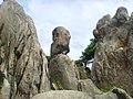 관악산 사람모양의 바위 - panoramio.jpg
