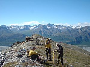 Cadastral surveying - Cadastral surveyors in Alaska