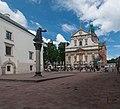 00660Kraków, kościół pw. śś. Piotra i Pawła, 1597-1619, XVIII.jpg