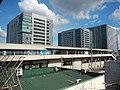 01993jfQuezon Avenue MRT Stations Eton Centris EDSA roadfvf 03.jpg
