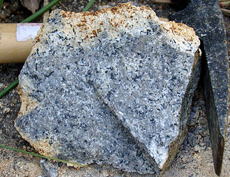 Nepheline syenite - Nepheline syenite of the Intrusive Complex of Tanguá, State of Rio de Janeiro, Brazil (Motoki et al., 2011a)