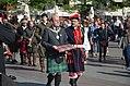 02017 0174 Krakau bekommt seinen Tartan, The Lord Provost of Edinburgh Frank Ross.jpg
