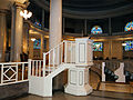021212 Pulpit of Holy Trinity Church in Warsaw (Lutheran) - 02.jpg