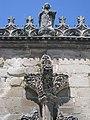 072 San Nicolás, imatge del sant a la façana sud.jpg