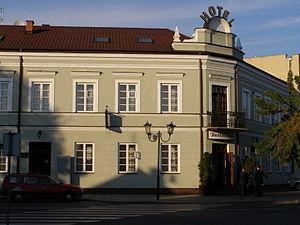 Mińsk Mazowiecki - Stylowa Hotel and Restaurant