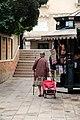 0 Venise, cliente de l'aubette de la Calle Larga Widmann (1).JPG