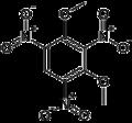 1,3-Dimethoxy-2,4,6-trinitro-benzene.png