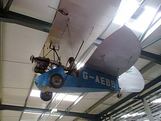 Mignet HM.14 - HM.14 at the Shuttleworth Collection