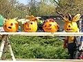 11. Bucharest, Romania. Pumpkin Fest. Primul Festival de Halloween din Romania. Oct. 2019 (capatane de dovleci).jpg