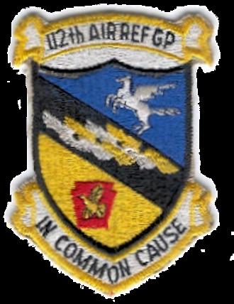 112th Air Refueling Group - 112th Air Refueling Group emblem