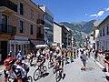 12ème étape Tour de France 2018 (peloton à St-Jean-de-Maurienne).JPG