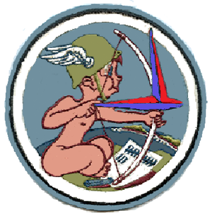13th Air Transport Squadron - Image: 13 Ferrying Sq emblem