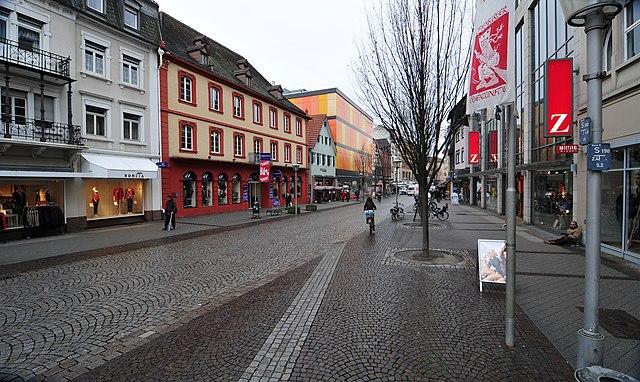 Offenburg guida turistica suggerimenti per offenburg for Offenburg germania