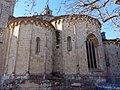 146 Monestir de Sant Cugat del Vallès, absis.JPG