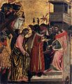 14th-century unknown painters - Christ before Pilate - WGA23905.jpg