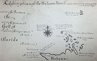 William Phips - 1684 Map Drawn by Charles Salmon