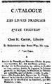 1799 Caritat catalogue NY.png