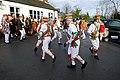 18.12.16 Ringheye Morris Dance at the Bird in Hand Mobberley 065 (30889786614).jpg
