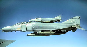 184th Tactical Fighter Group - Flight of 2 F-4D Phantom IIs.jpg