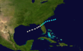 1871 Atlantic hurricane 6 track.png