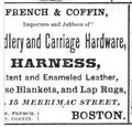 1873 French MerrimacSt BostonDirectory.png