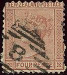 1874ca 4d maroon New Zealand oval8 Yv55 Mi47D SG155.jpg