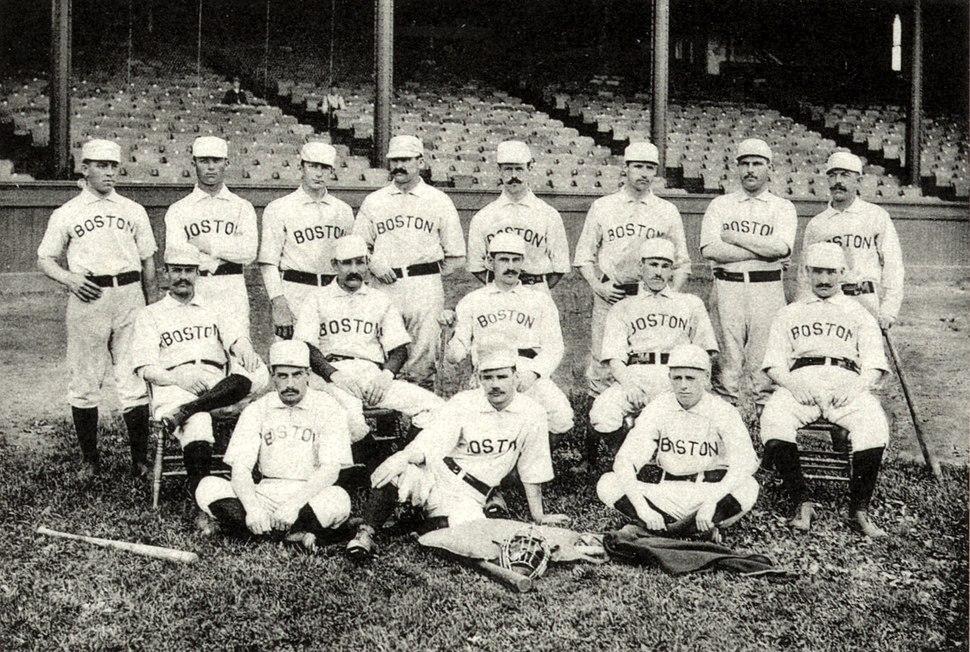 1888 Boston Beaneaters