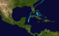 1891 Atlantic tropical storm 8 track.png
